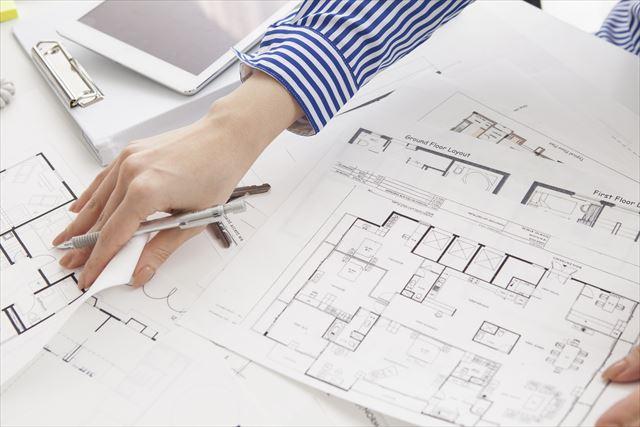家造りでは土地が決まらないと設計依頼ができない?